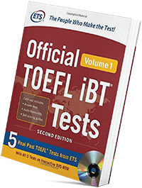 Official TOEFL iBT